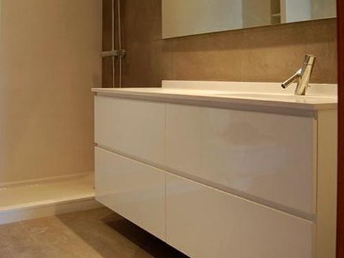 Mueble de bano a medida 02  i+baño