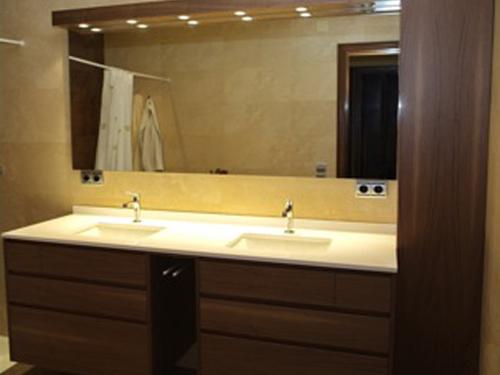 Mueble de bano a medida 09  i+baño